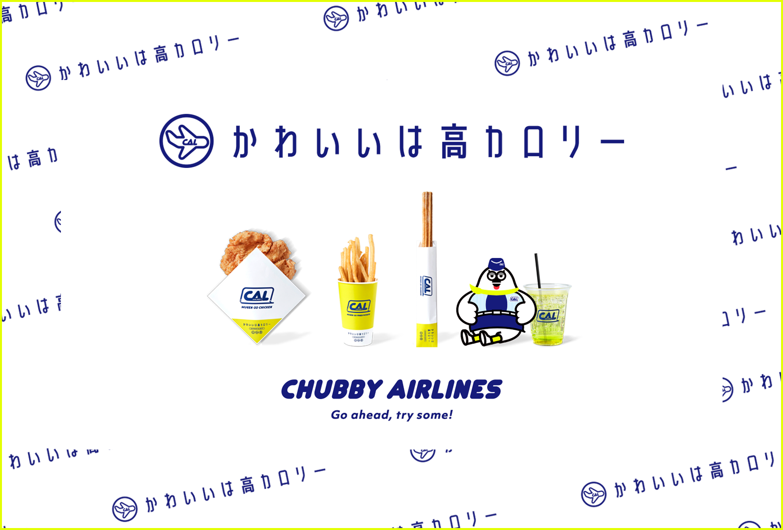 What's CHUBBY AIRLINES?